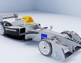 3D E-car Spark-Renault SRT 01E