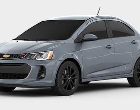 Chevrolet Sonic Sedan 2017 3D