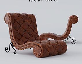 Armchair-Chaise lounge TREVI AICO 3D