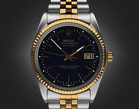 various-models 3D Rolex Datejust Watch