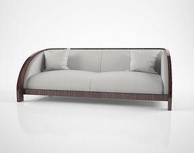 Hughes Chevalier Norway Sofa 3D model