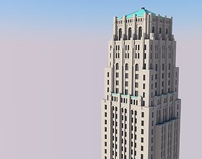 Commerce Court North 3D print model