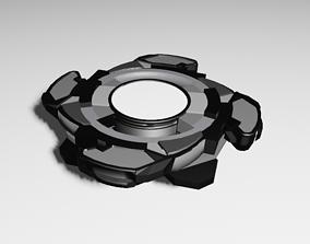 3D model Beyblade