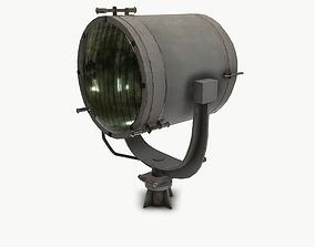 3D asset Searh Light MSPT