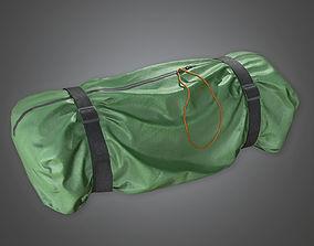 3D model Outdoor Bag TLS - PBR Game Ready