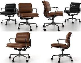 3D Eames Soft Pad chair