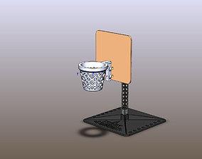 3D printable model Mini Basketball