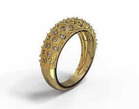 3D printable model Jewelry diamond ring jewel