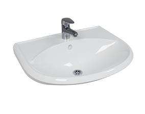 porcelain 3D Bathroom Sink