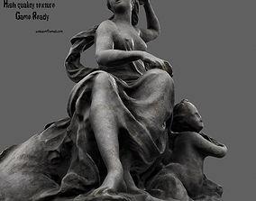3D model statue 6