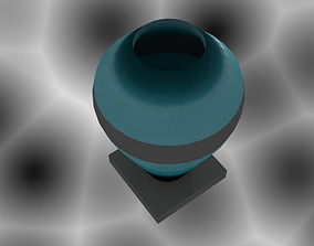Pot Vase 3D printable model
