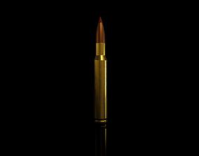 3D model Rifle cartridge By Timvias