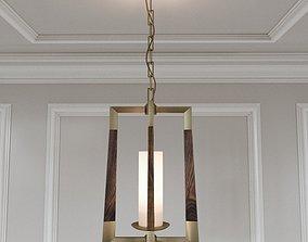 3D model Thomas Pheasant Moderne Lantern