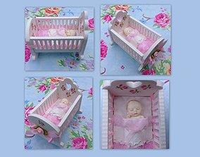 baby 3D Cradle