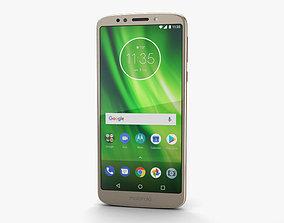 Motorola Moto G6 Play Gold 3D