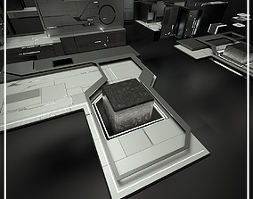 Tech boxes-TB1 kit 3D model realtime