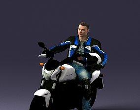Biker 0527 3D
