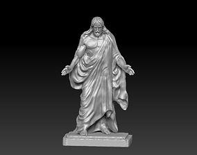 Jesus deity christian 3D model