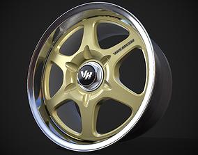 Rays Volk Racing Daytona GT-P 3D model