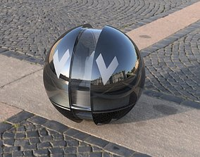 Sphere for possible future 3D asset