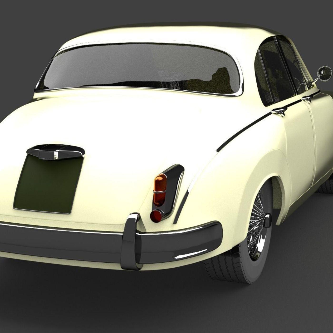 1959 Jaguar Mark 2 Saloon