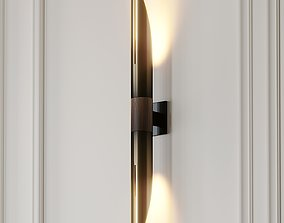 3D VOYAGER 33 inch Wall SCONCE by Allied Maker