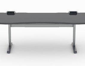 Gaming Desk 2 3D model