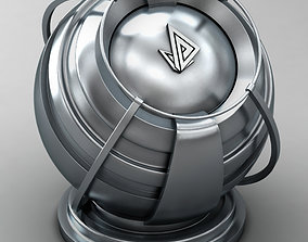 VRAY SHADER---METAL---Cadmium 3D