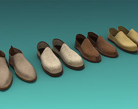 Old Shoes 3D model