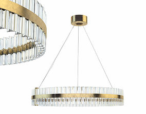 Saturno Not Baroncelli Suspension 700 3D