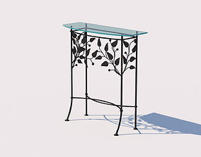 Forged Furniture - Console 3D