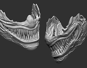 3D print model VENOM inspired mask
