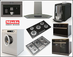 3D Miele collection