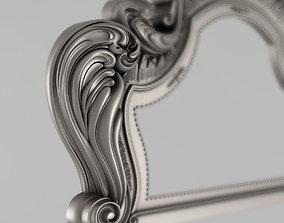 3D print model Headboard 3