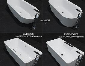 3D asset TOTO FAUCET BATHTUB