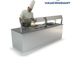 Vauconsant LiveBaking module 3D model