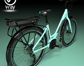 transport BIANCHI LONG ISLAND E-BIKE 3D MODEL