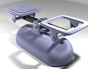 3D model Weighing Scale - Type 1