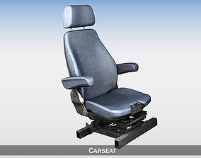 interior Car - Truck - Seat witch attachment 3D model