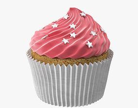 Cupcake 3D cupcake