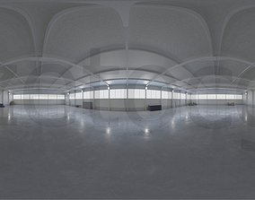 3D asset HDRI - Warehouse Interior 5