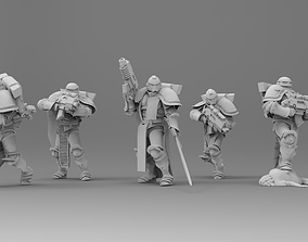 3D print model Knight of Roma - Veterans with Special 1