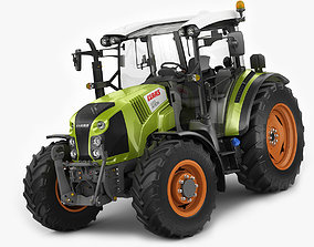 3D model Claas Arion 420