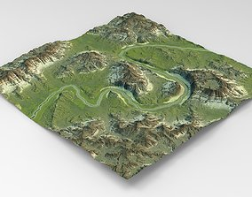 Canyon MTH115 3D model