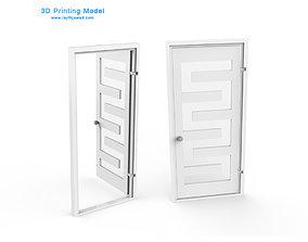 gate Internal Door 3D print model