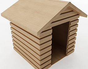 3D model home Dog House