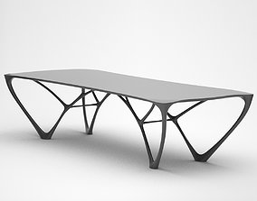Joris Laarman Bridge Table 3D