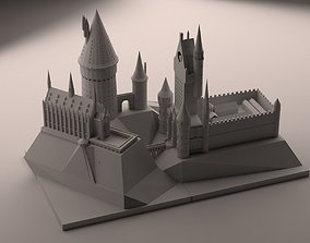 harry WIZARDING WORLD OF HARRY POTTER 3D print model