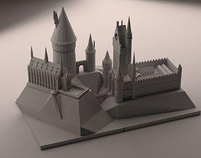 harry WIZARDING WORLD OF HARRY POTTER 3D print model