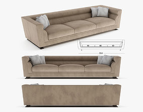 3D Longhi - Ansel sofa 03